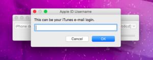 Como instalar o Kodi para iOS sem jailbreak - ciydia impactor, username