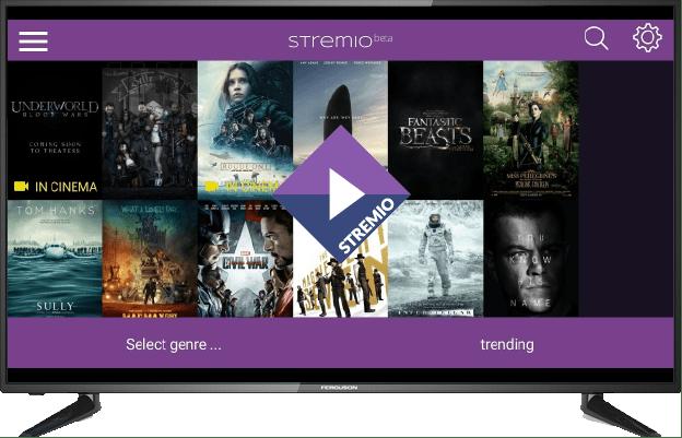 Como Instalar Stremio numa Smart TV Android e numa Android TV Box