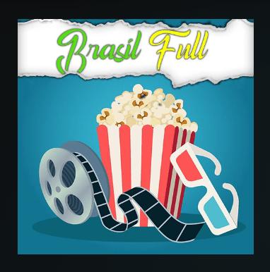 Brasil Full é um Addon do Kodi, para assistir TV, Filmes eSéries dublados