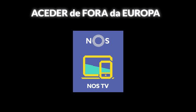 Ver NOS TV no estrangeiro fora da Europa. Nos Estados Unidos, Canadá, Brasil, Angola, Australia