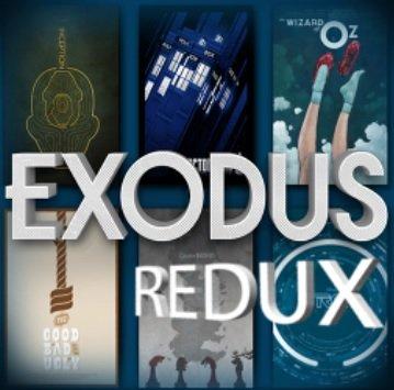 Addon Exodus Redux para o Kodi