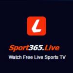 Sport 365.live é um addon de desporto para o Kodi