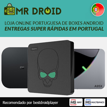 Mr Droid Android TV Boxes