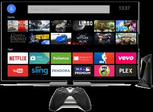 Nvidia shield best android tv box for kodi