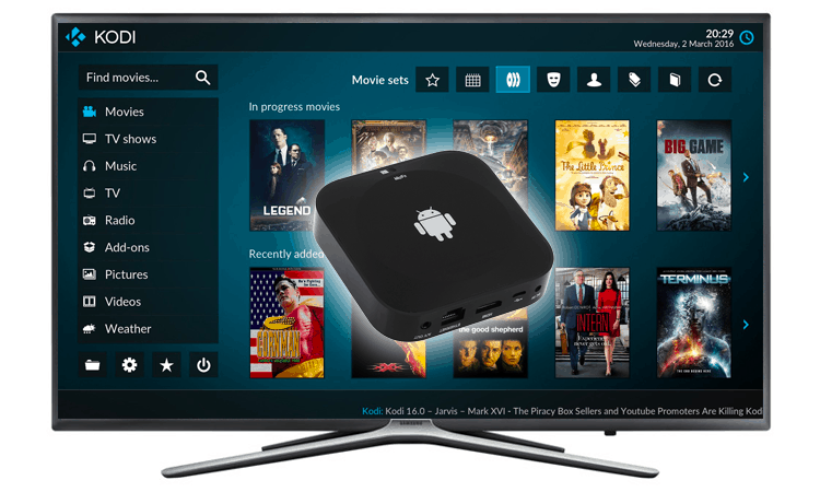 How to setup a Kodi Android TV Box - Step-by-step guide
