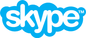Skype logo android tv box app
