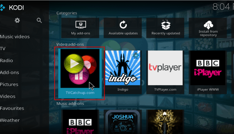 How to watch UK TV on Kodi Abroad or in UK - On browser, app