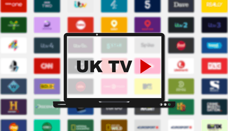 How to watch UK TV on Kodi abroad or in UK - Watch UK Live TV in the Browser, Mobile App or Kodi