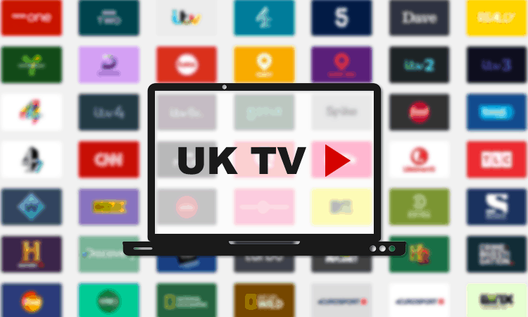 How to watch UK TV on Kodi Abroad or in UK - On browser, app or kodi