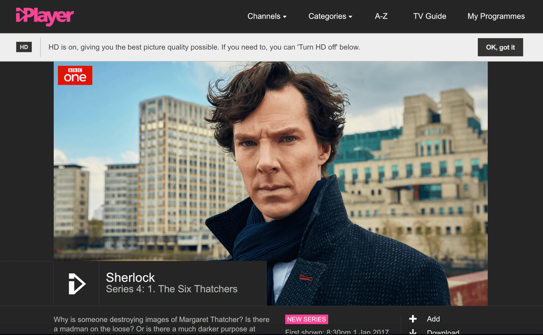 sherlock mini episode to air on christmas eve - Watch Sherlock Christmas Special