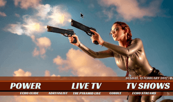 Tomb Raider Kodi 17 Build