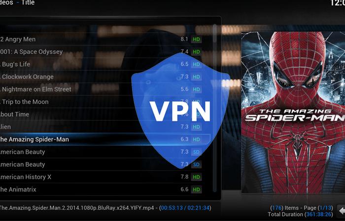 reasons to use VPN for Kodi in 2020