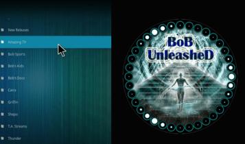BoB Unleashed Kodi Addon