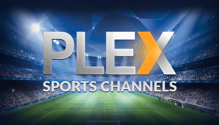 Plex Sports Channels