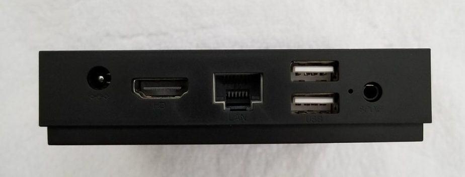 vorke Z6 ports