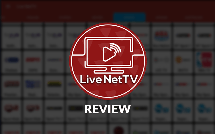Live NetTV Review - Free IPTV App for Android Devices