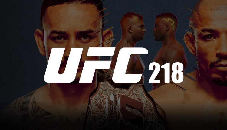 Watch UFC 218 Holloway vs Aldo2 on Kodi
