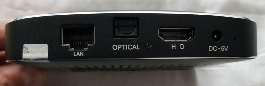Ebox R99 ports