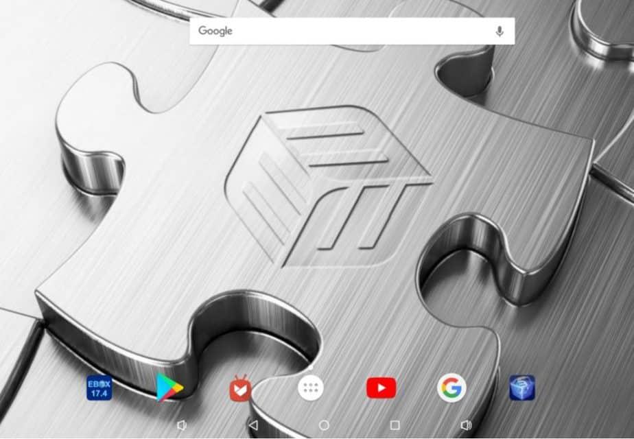 Ebox R99 default Launcher