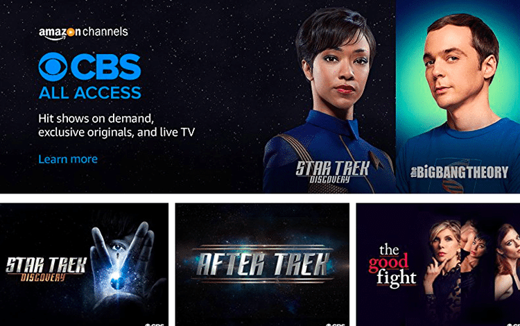 How To Access Cbs And Amazon Prime Video Outside Of The Us