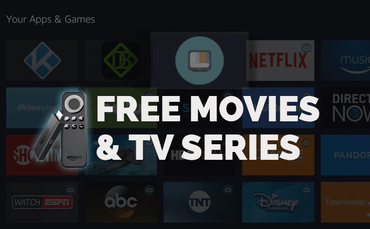 is there a app to watch free movies and tv shows