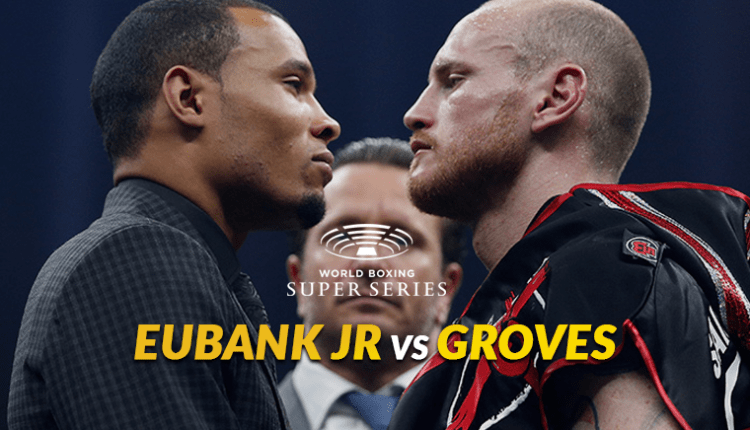 Groves vs Eubank Jr on Kodi