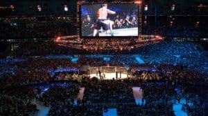 Perth Arena UFC