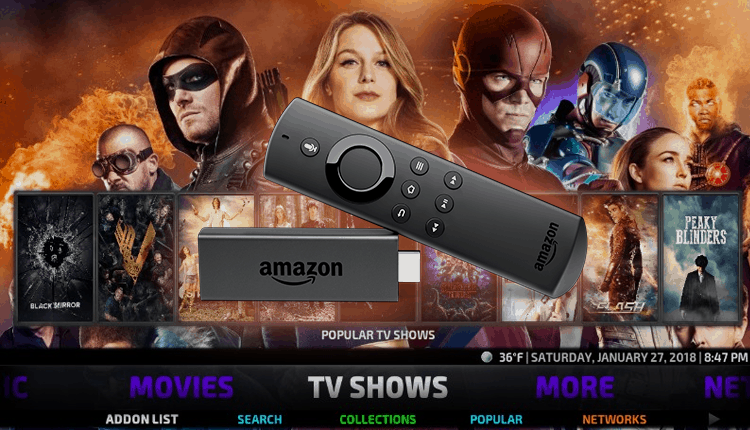 8 Best Kodi Builds for Amazon Firestick 2019 - Supercharge
