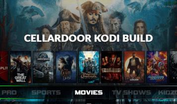 CellarDoor Kodi Build