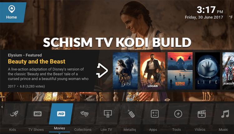 Image Result For Schism Tv Builds Best For Kodi