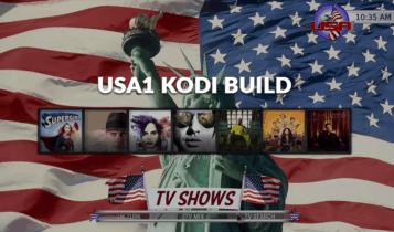 USA1 Kodi Build