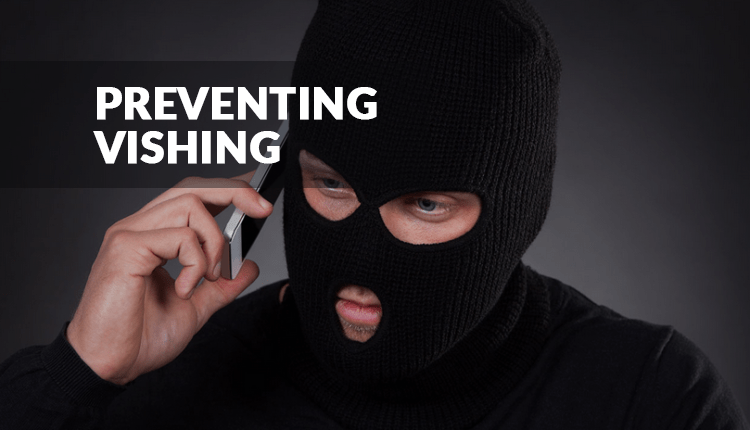 prevent vishing