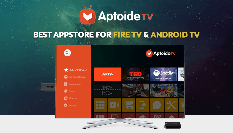 How To Install Aptoide Tv On Firestick Android Tv Box Or