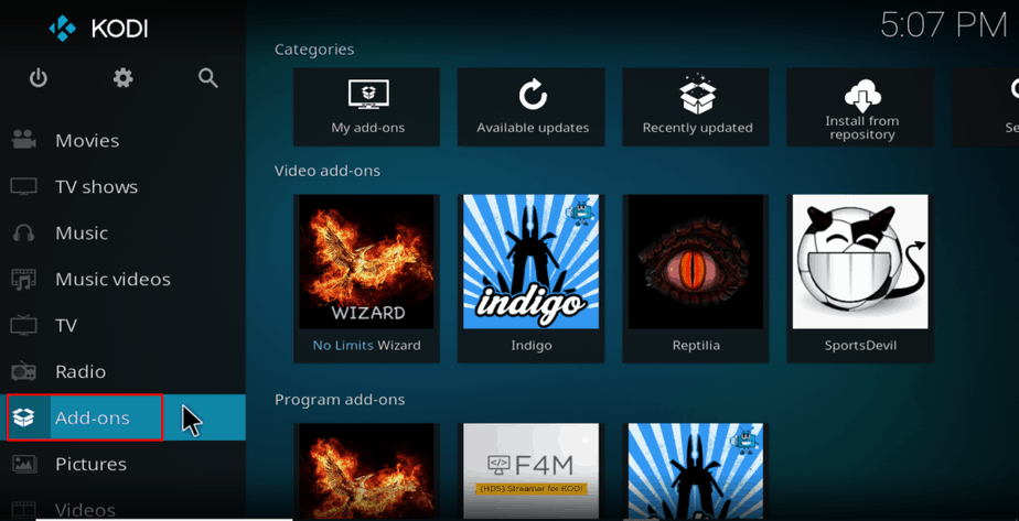 kodi exodus amazon fire stick