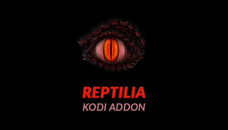 How to Install Reptilia Kodi Addon
