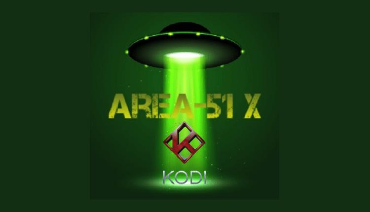 How to Install Area 51 kodi addon