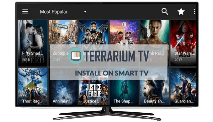 How to Install Terrarium TV on Smart TV