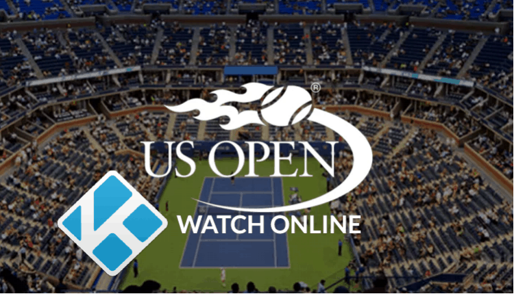 How to Watch US Open Online using Kodi
