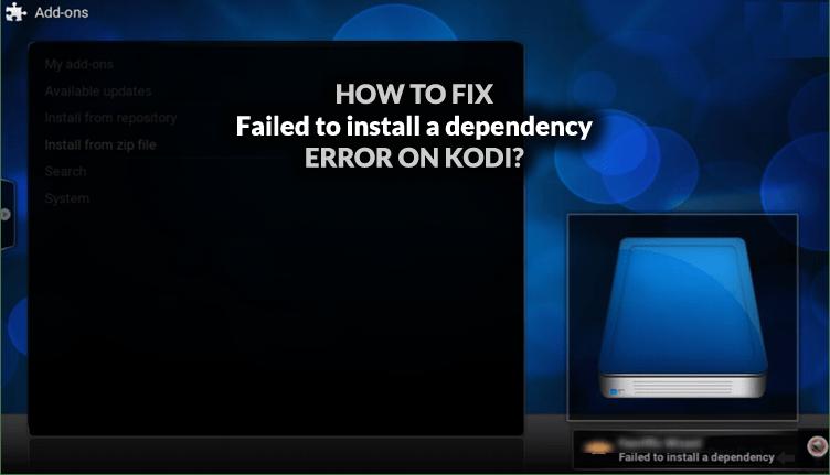 kodi install from repository