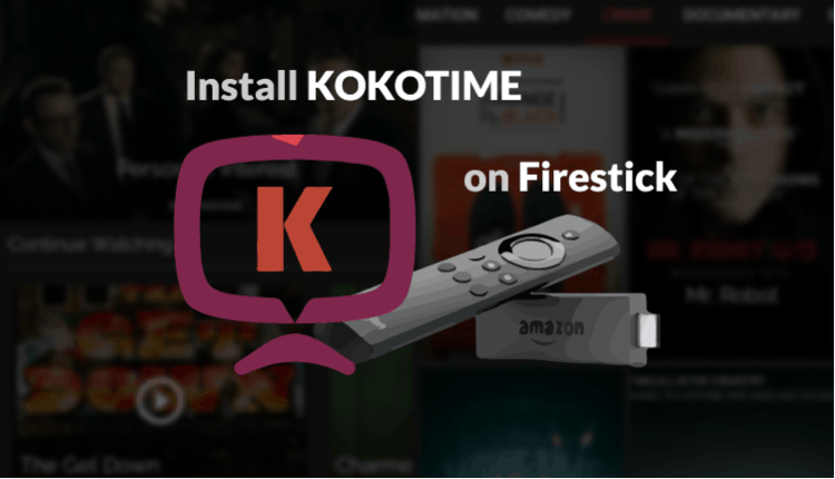 How to Install Kokotime on Firestick