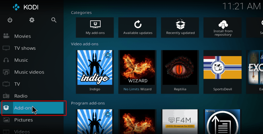 How to Install Mobdro on Kodi - streaming applications