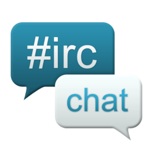 The IRC is widely used file sharing