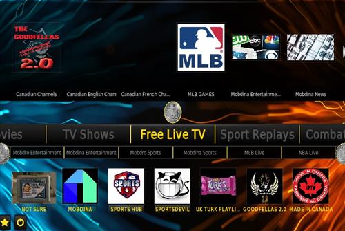 Best working Kodi builds for live sports in 2019 - increase