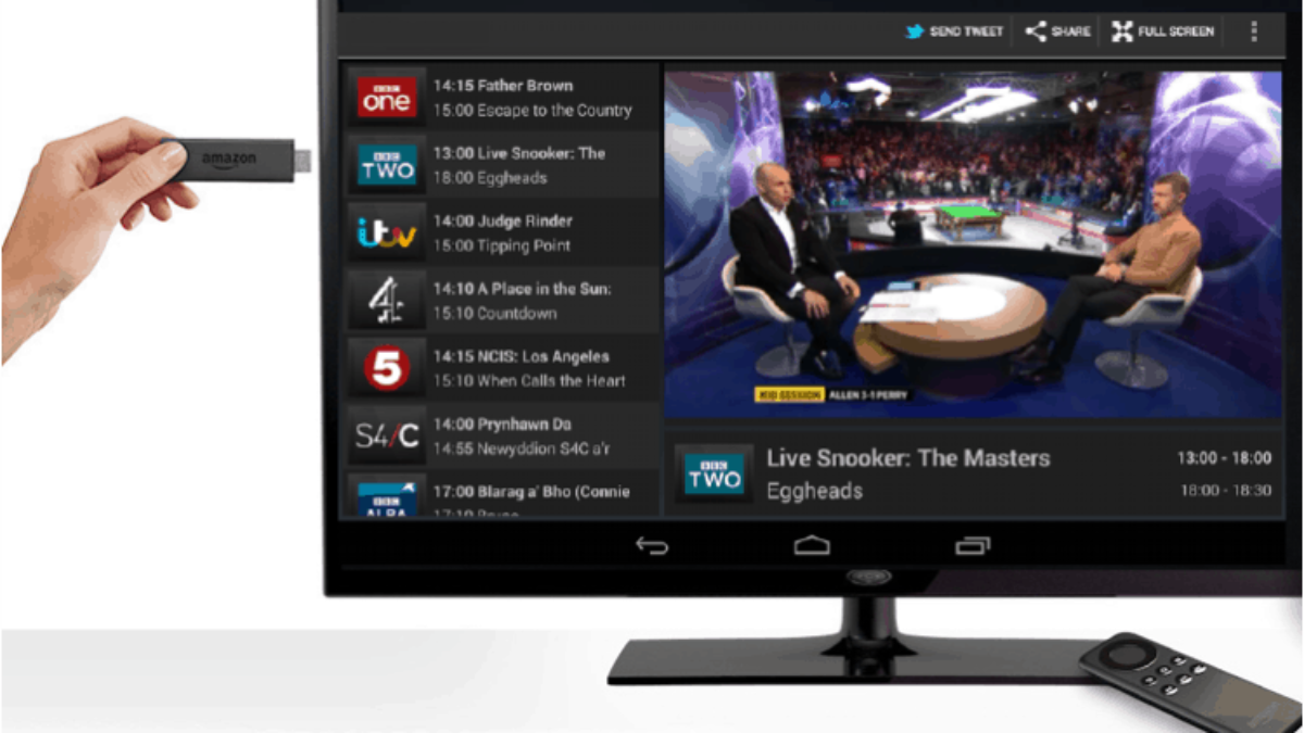 How To Watch Live Tv On Firestick For Free Using The Best Streaming Apps September 2020