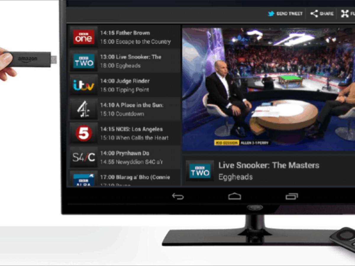 free live tv streaming uk app