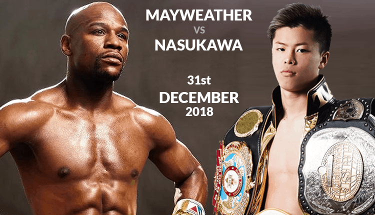How to watch Mayweather vs Nasukawa Live Online Free