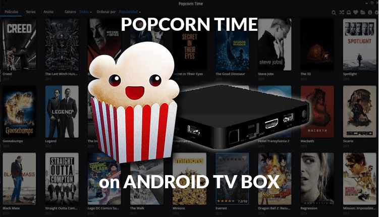 How to Install Popcorn Time on Android TV Box - Movies and