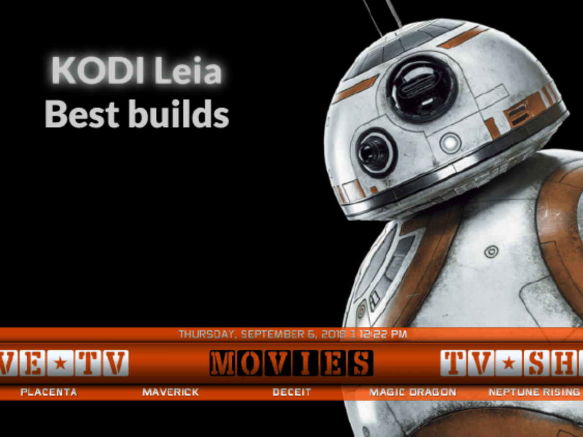 Addon Kodi Para Porno best builds for kodi 18 leia - live sports live tv movies tv