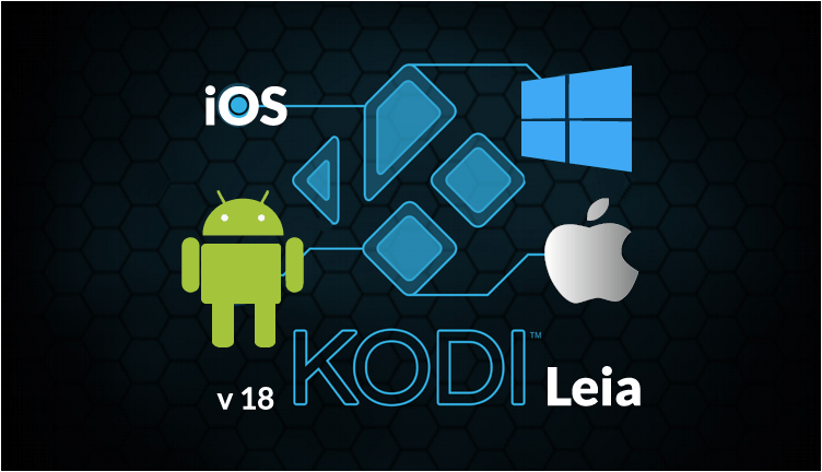 kodi backend software download