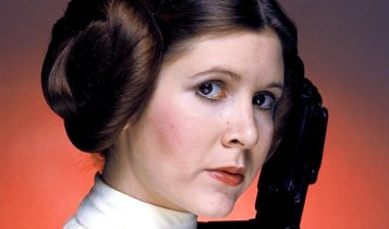 Kodi 18 Leia is a tribute to Princess Leia from Star wars